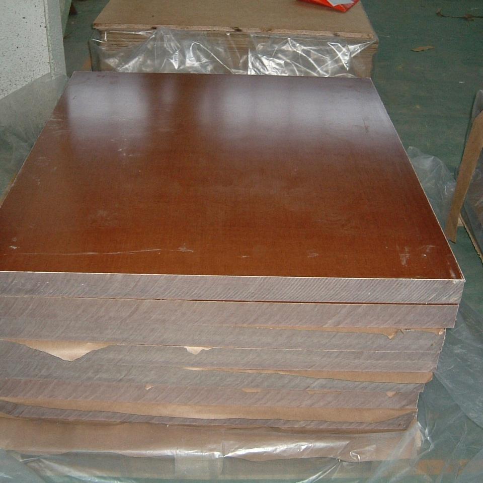 3026 Electrical Phenolic Insulation Board Cotton Fabic Laminate Sheets