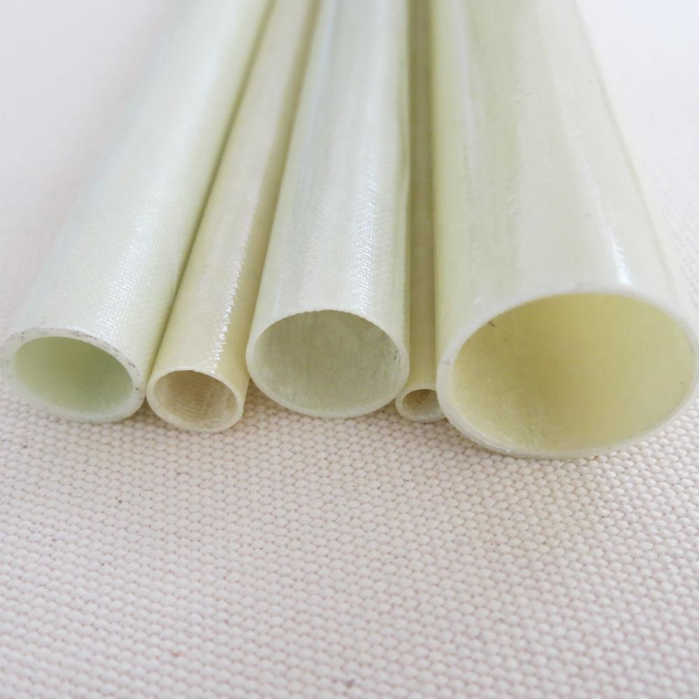 Epoxy Glass Fabric Laminate Tubes